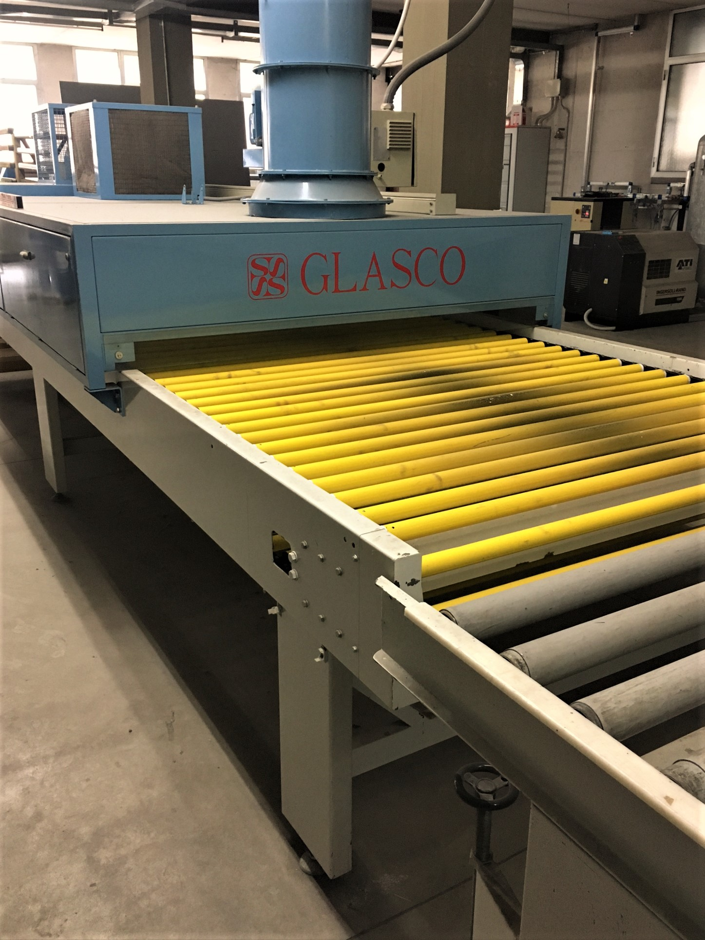 GLASCO CR1 PRINTING MACHINE