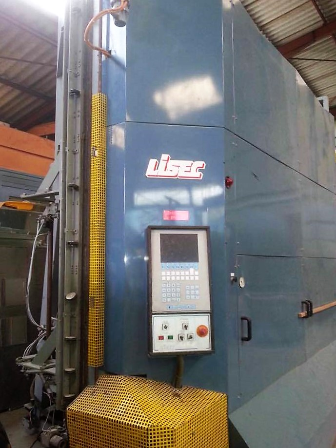 LISEC GLASS INSULATING MACHINE