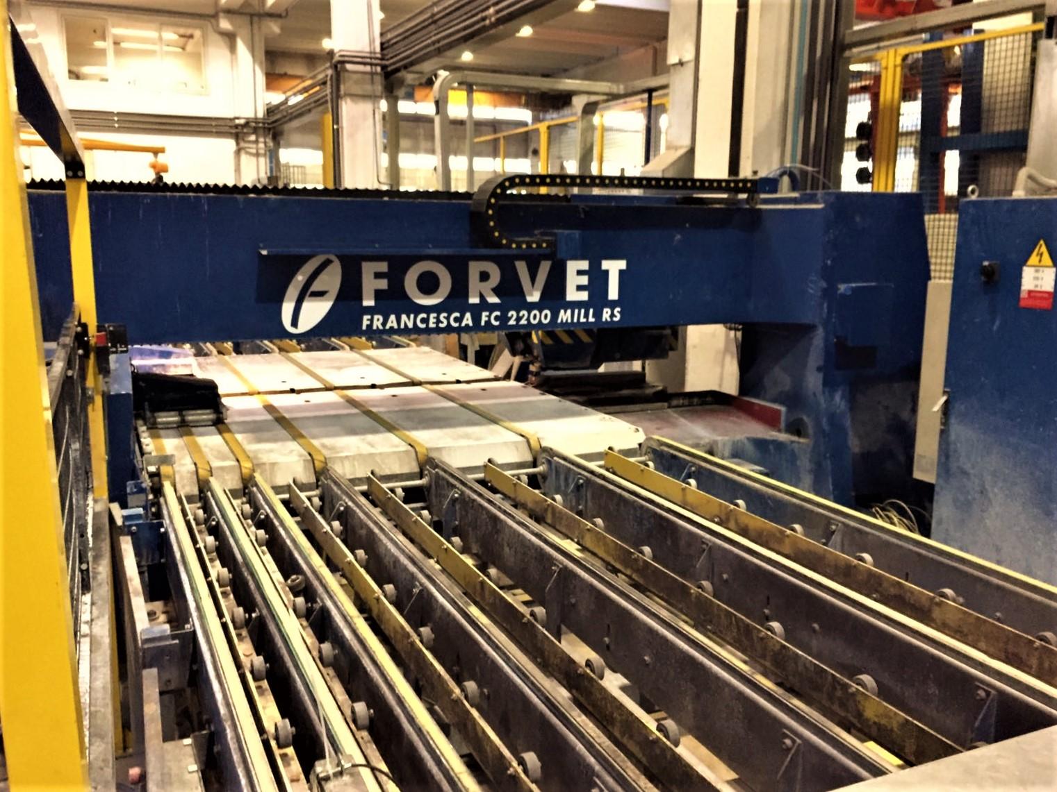FORVET LINE CNC