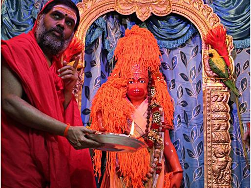 Sundara Kanda Day 1 (Part 3)