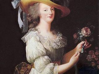 "The history behind ""Marie-Antoinette à la rose"" by Elisabeth Vigée-Lebrun (1783)"