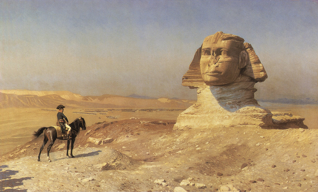 France: a passion for Egypt