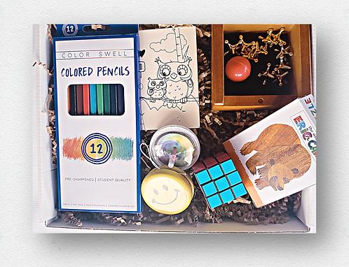 The Creative Fun Kid's Box