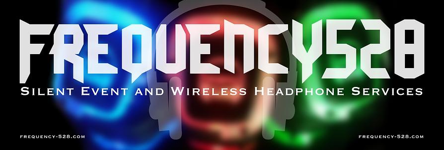 Silent Disco Glow Headphones