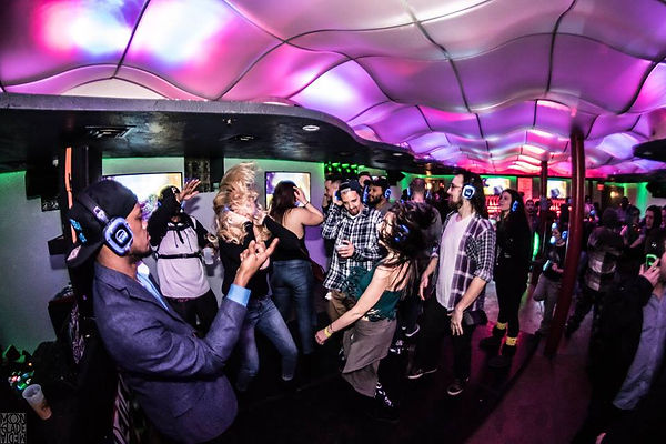 Frrequency 528 Silent Disco