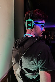 Frequency 528 Silent Disco Subpac