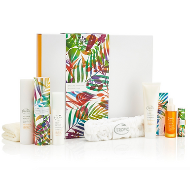 Tropic Gifted Deluxe Skincare Collection