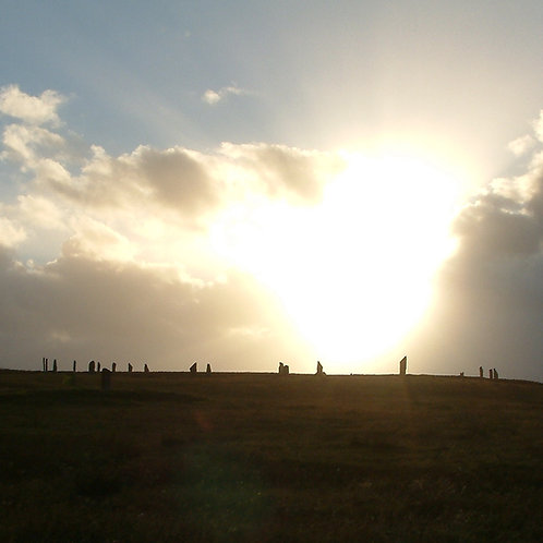 Ring of Brodgar: SACRED CEREMONY