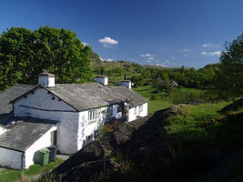 Image of LightBringer Essences headquarters in the Lake District, England.