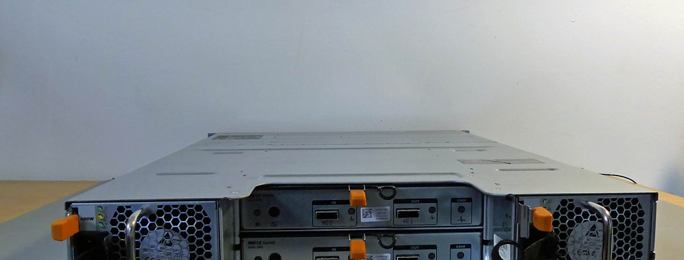DELL PowerVault MD1200 - 16 To