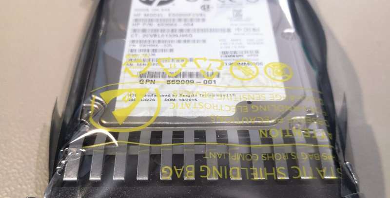 HP - QR478A - 900Go - 10K - SAS