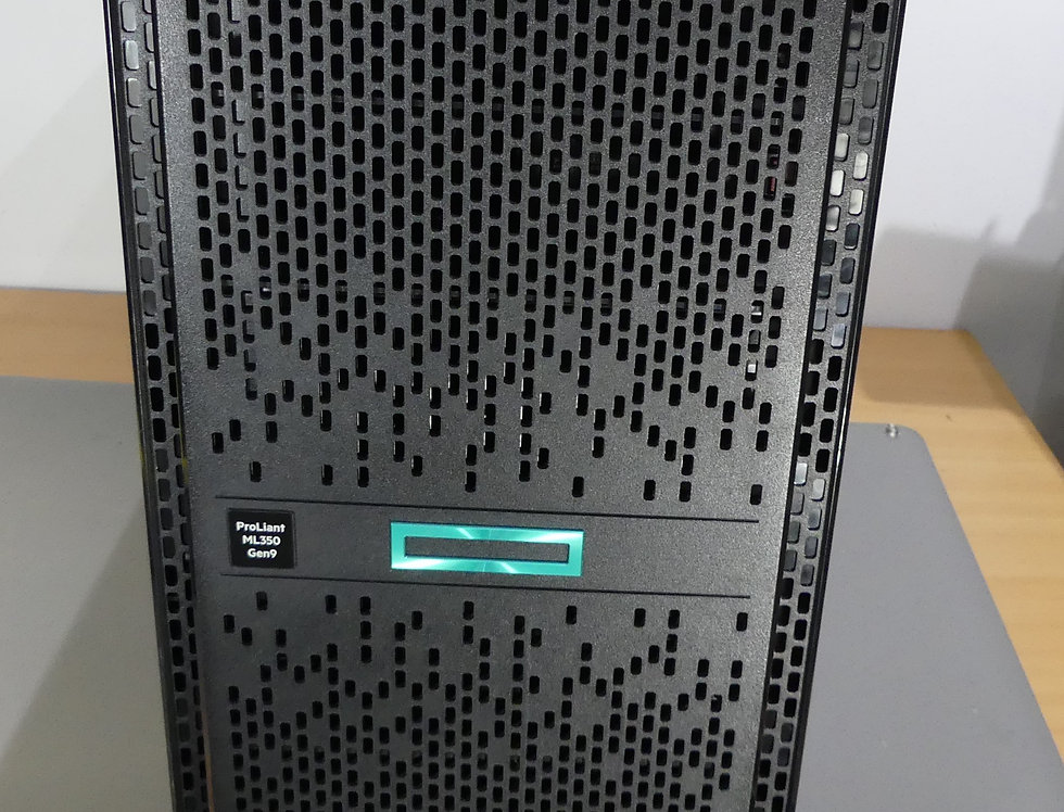 HP- ML350 G9 - 64 Go - 2 Xeon E5-2620 v3 - 4x1 To