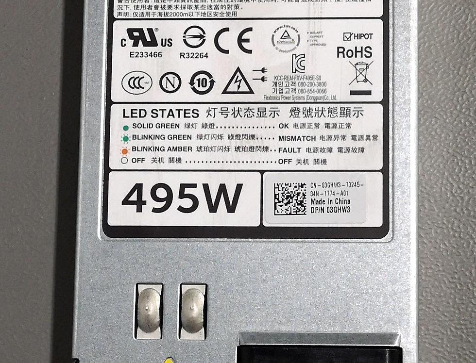 Alimentation 495W - Dell PowerEdge T320
