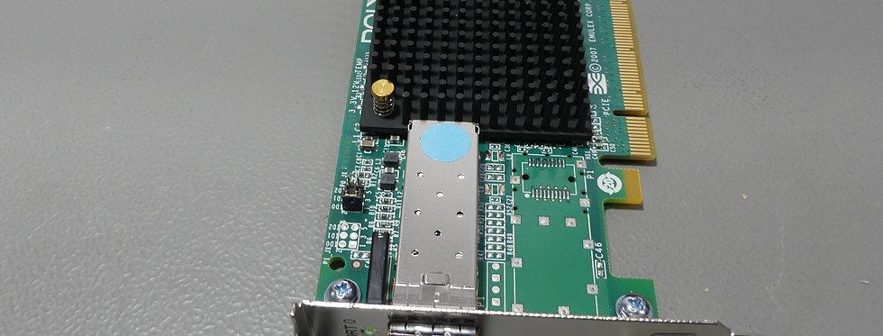 DELL 0CN855M FC 1-port 8 Gbits/s FC PCIe HBA, LPE12000 P002181-09A