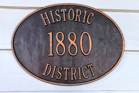 historic-district-plaque-1880-home-vacation-rental-columbus-georgia-patriot-family-homes