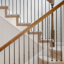 architectural-staircase-vacation-rental-clarksville-patriot-family-homes