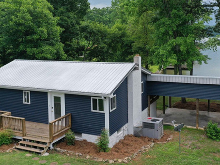 How a Lakefront Cabin Became a Cash Cow for Tennessee Investor
