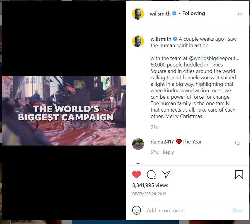 Willsmith posted my video.JPG