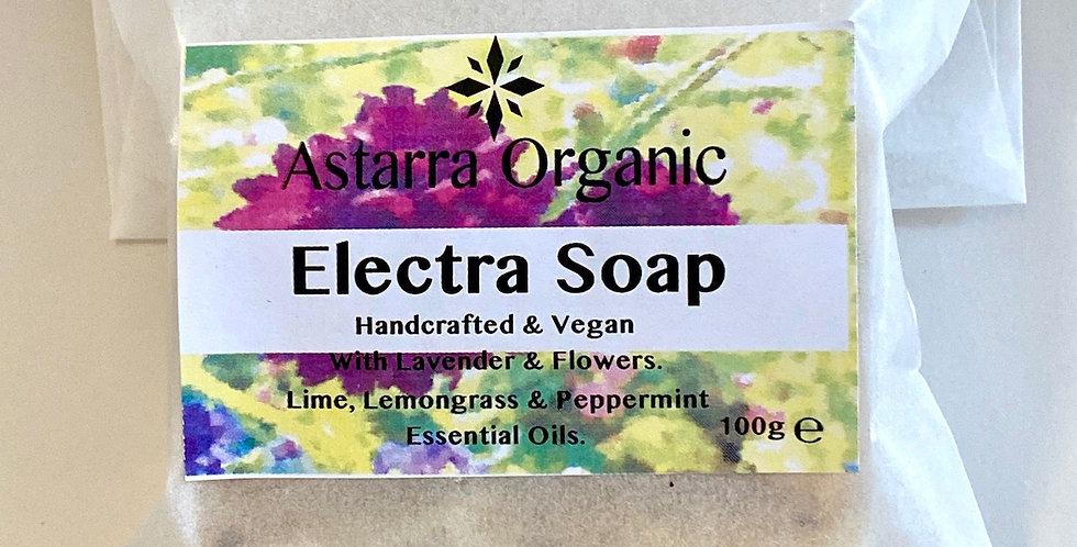 Electra Organic Soap