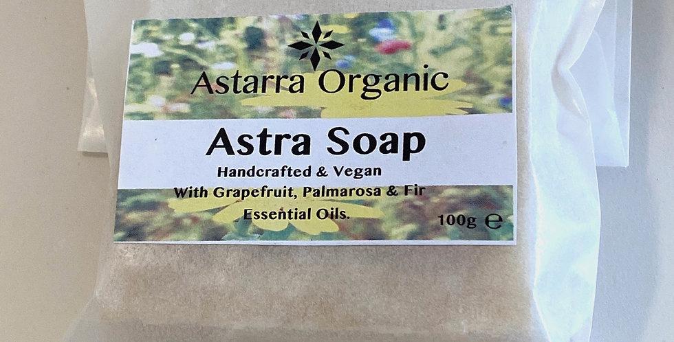 Astra Organic Soap