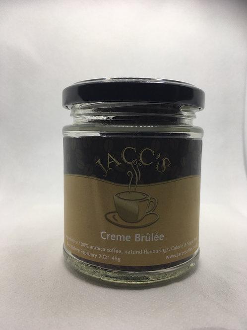Crème brûlée Instant Coffee 45g Jar