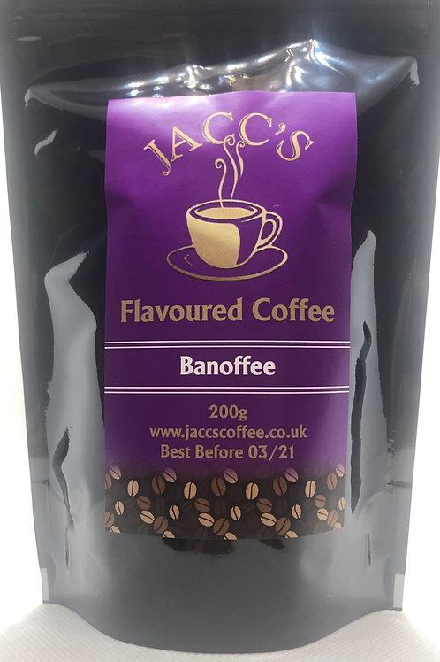 Banoffee Flavoured Coffee