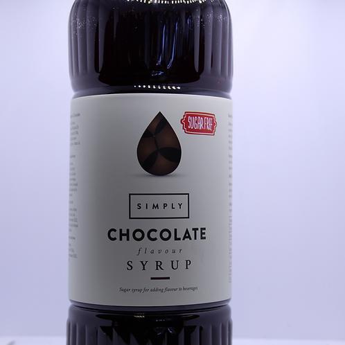 SUGAR FREE - Chocolate 1L
