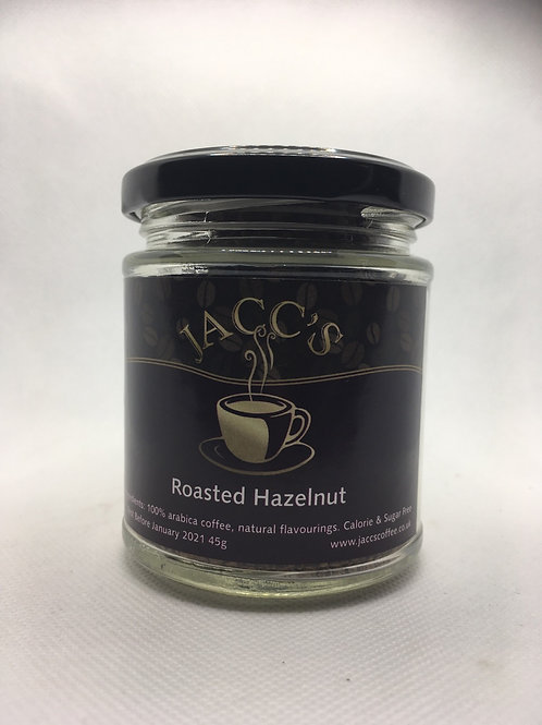 Roasted Hazelnut Instant Coffee 45g Jar