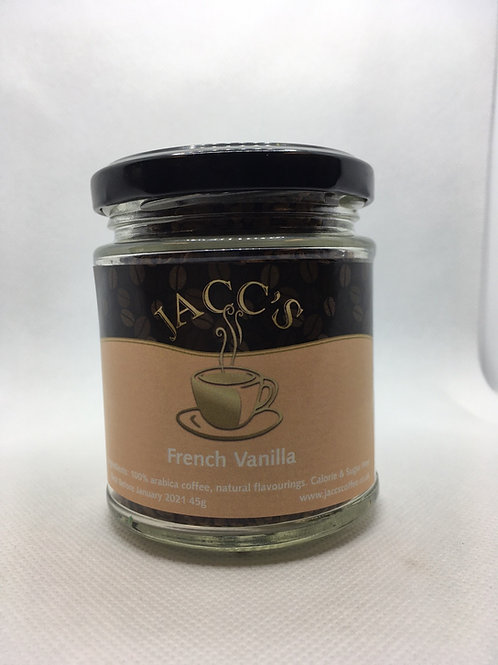 French Vanilla Instant Coffee
