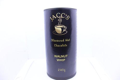 Walnut Whip Hot Chocolate