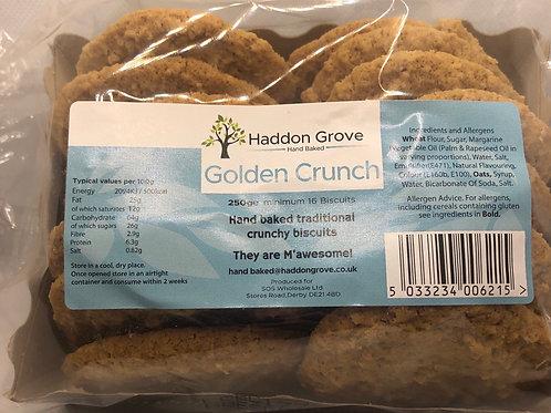 Golden Crunch Biscuits 250g