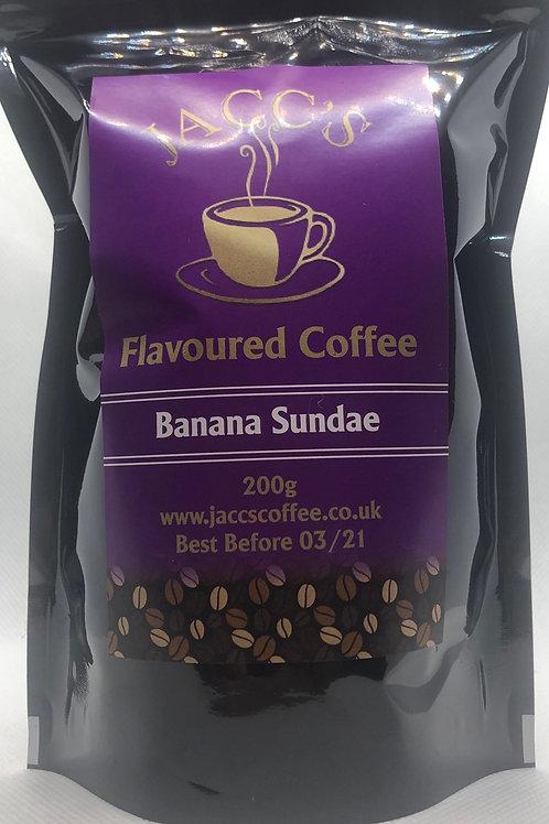 Banana Sundae Flavoured Coffee