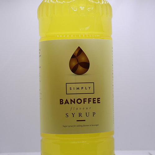 Banoffee 1L