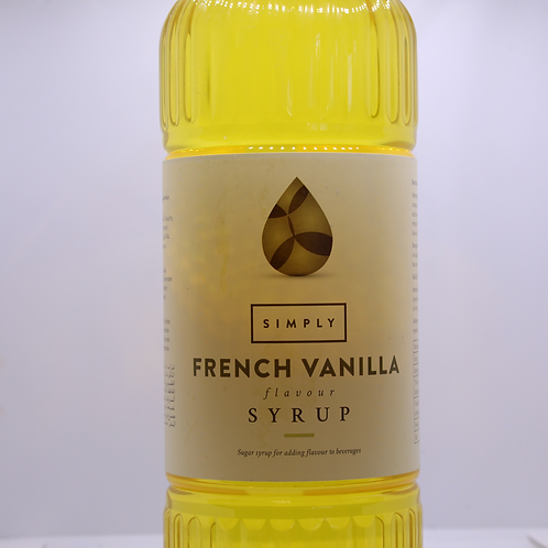 French Vanilla 1L