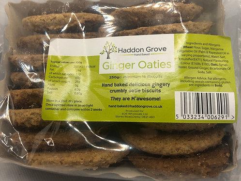 Ginger Oaties Biscuits 250g