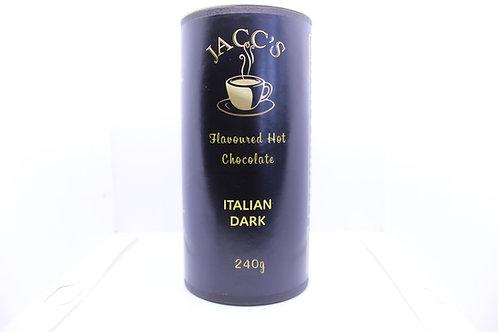 Italian Dark Hot Chocolate