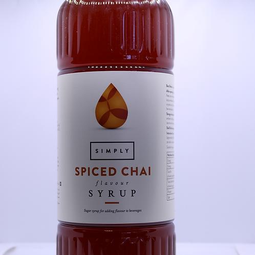 Spiced Chai 1L