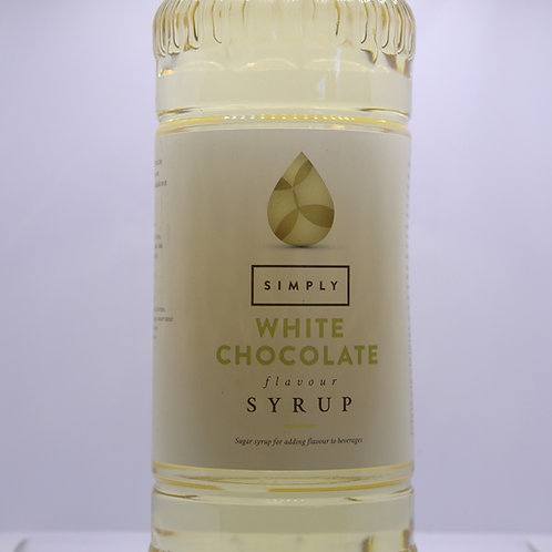 White Chocolate 1L
