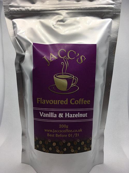 Vanilla Hazelnut Flavoured Coffee