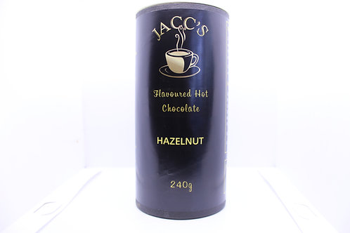Hazelnut Delight Hot Chocolate