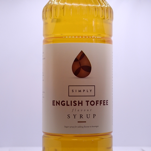 English Toffee 1L