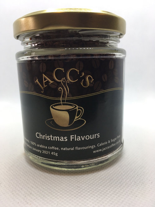 Christmas Flavours Instant Coffee
