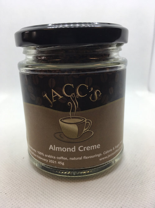 Almond Creme Instant Flavoured Coffee