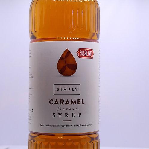 SUGAR FREE - Caramel 1L