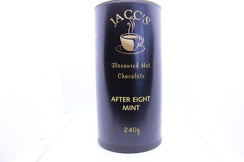 After 8 Mint Dark Hot Chocolate