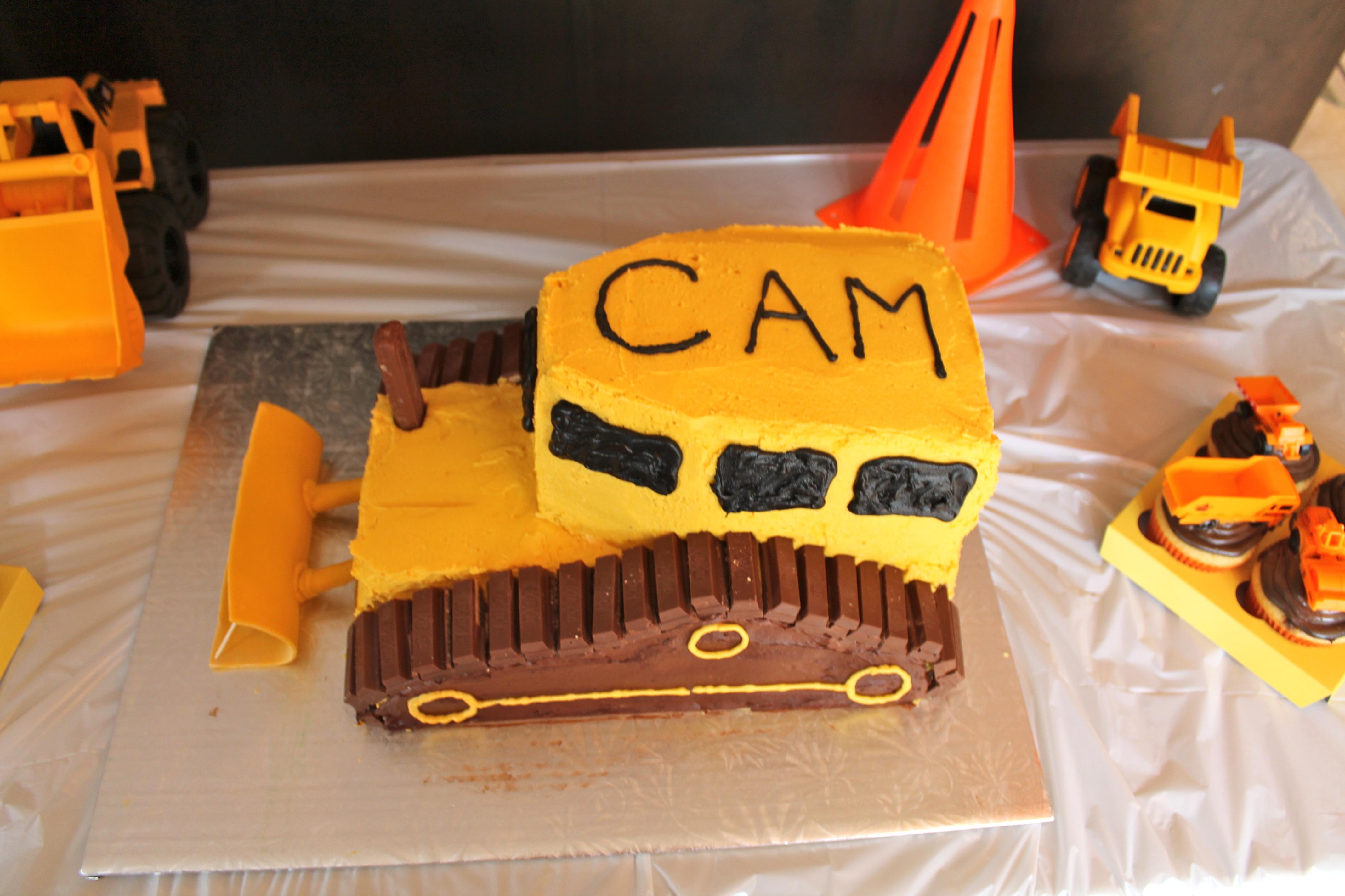 Construction Theme Birthday Party Mom Blogger Ontario