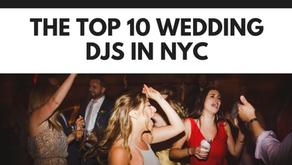 The Top 10 Wedding DJs in NYC (2021)