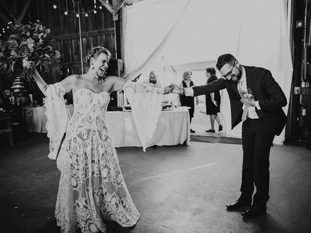 Gilbertsville Farmhouse Wedding, South New Berlin, NY - Recap for Erin & Chris