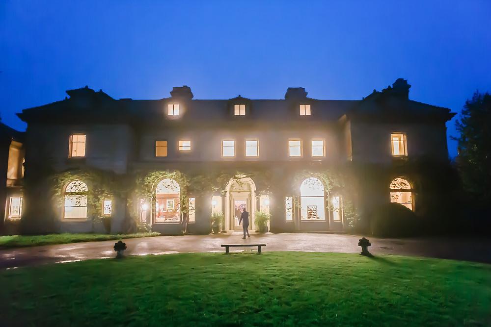 Wedding venue, Eolia Mansion