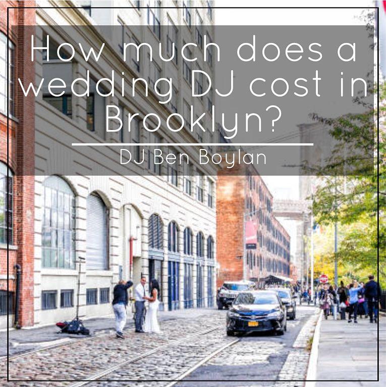 Wedding Dj Cost.How Much Does A Wedding Dj Cost In Brooklyn